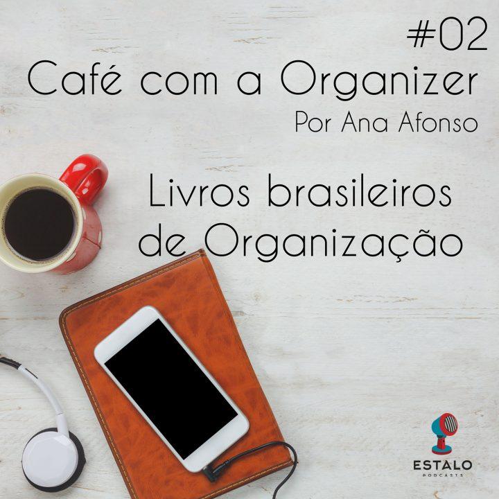 Livros de organização de autores brasileiros