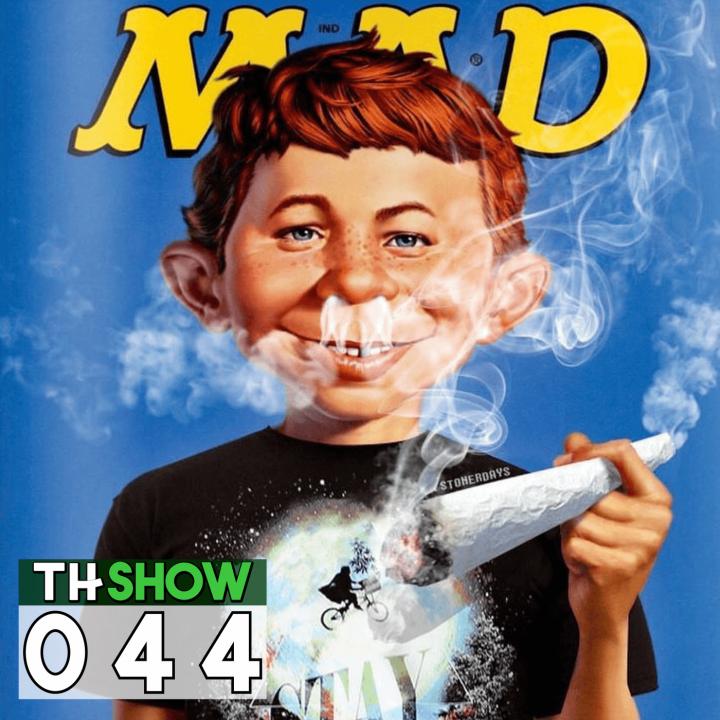THShow s01e44 – Loucuras da MAD
