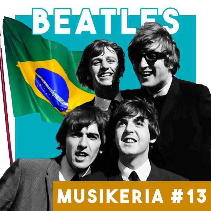A banda brasileira que conheceu OS BEATLES