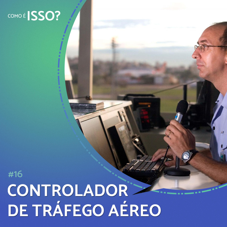 Controlador de Tráfego Aéreo