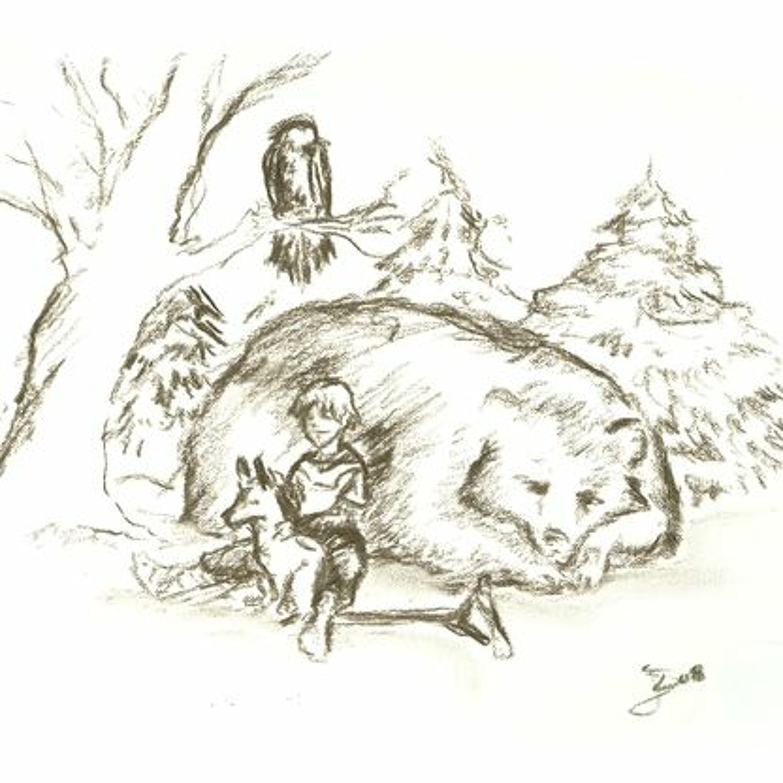 #1 [TEASER] Odd e Os Gigantes de Gelo