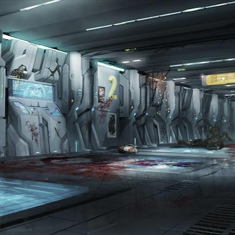 #48 [AUDIO TEASER] Alien – Outubro Mês Do Medo #3