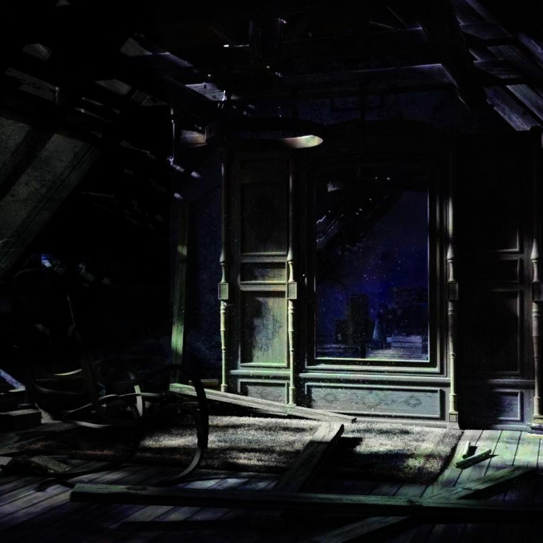#82 [BINAURAL] Terror no sótão (Escute de fone de ouvido)