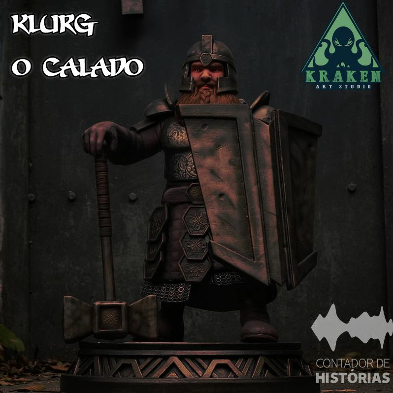 #103 [AUDIO DRAMA] Klurg, O Calado
