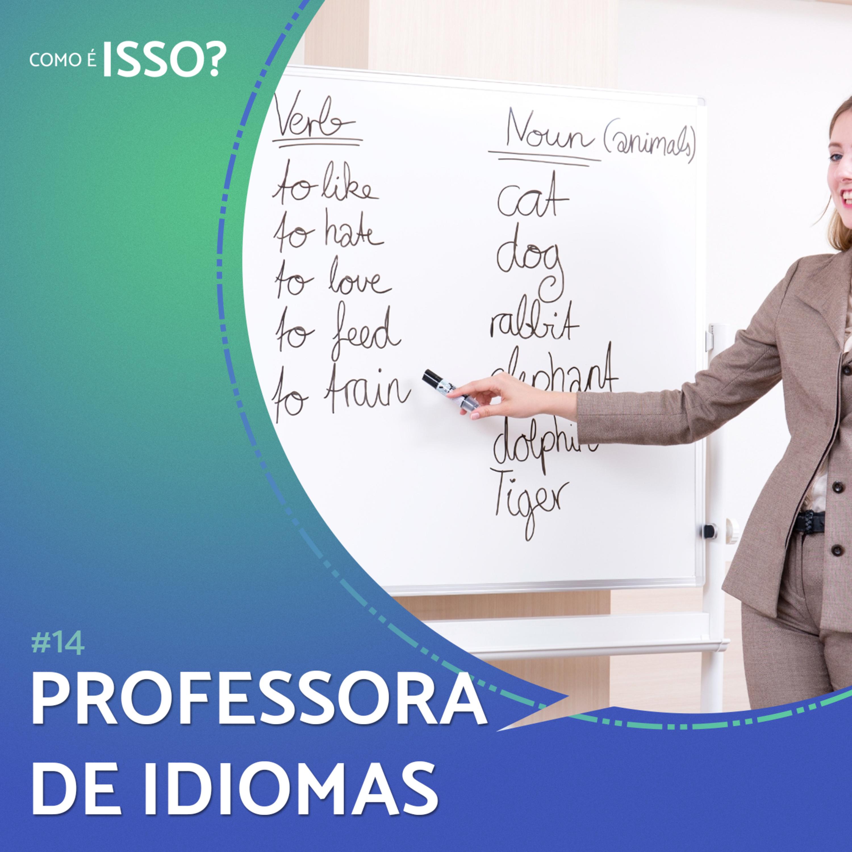 Professora de Idiomas