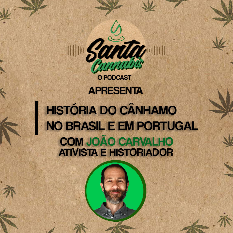 História do Cânhamo no Brasil e em Portugal
