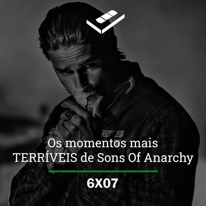 Os momentos mais TERRÍVEIS de Sons Of Anarchy