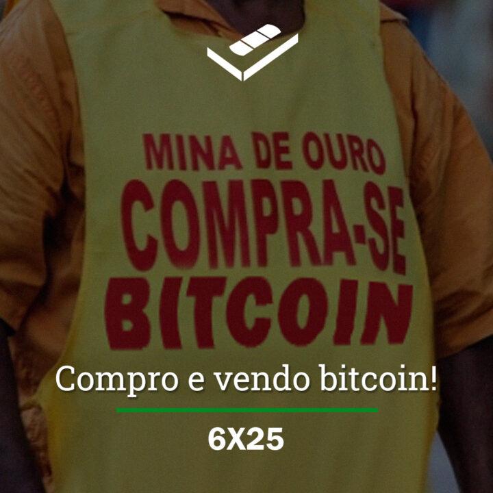 Compro e vendo bitcoins