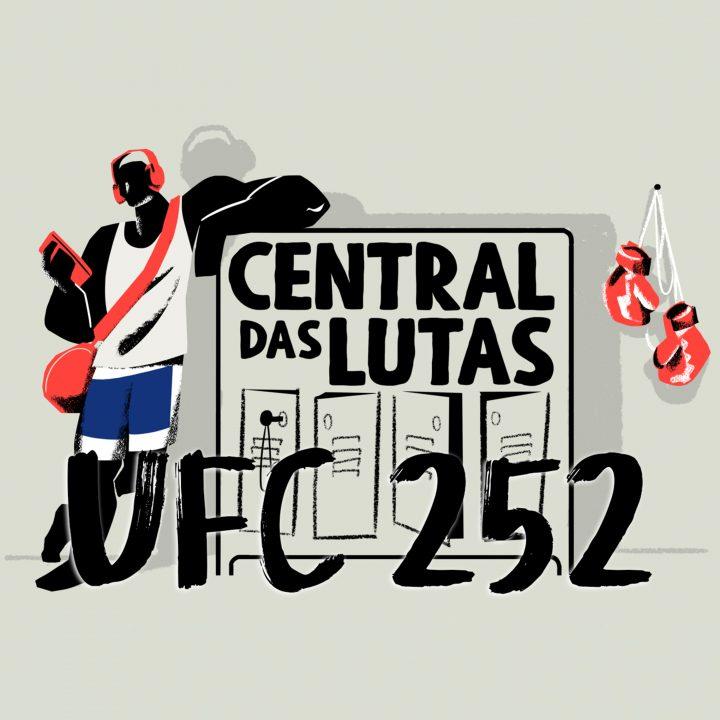 #1 UFC 252 com Luana Dread