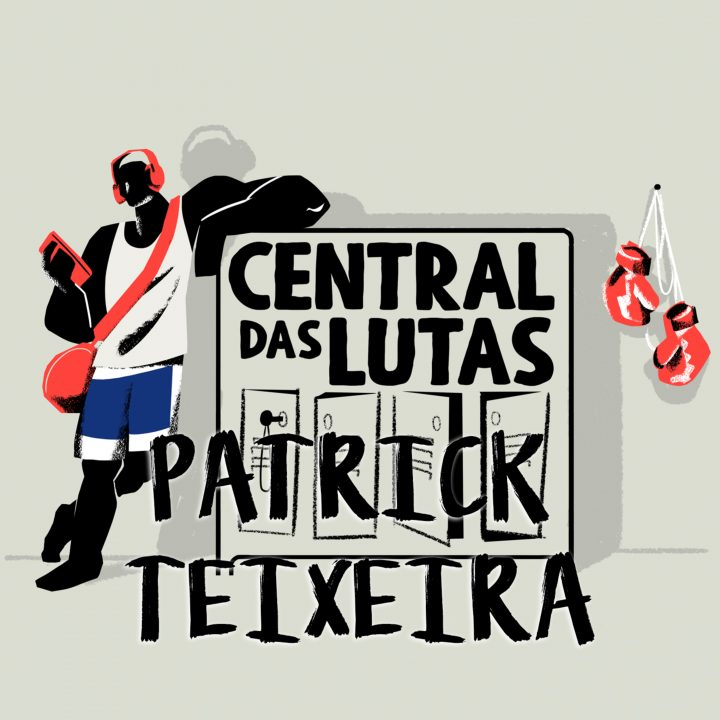 #10 Boxe com Patrick Teixeira