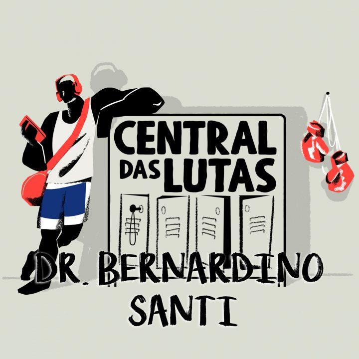#19 Doping no Esporte com Dr. Bernadino Santi