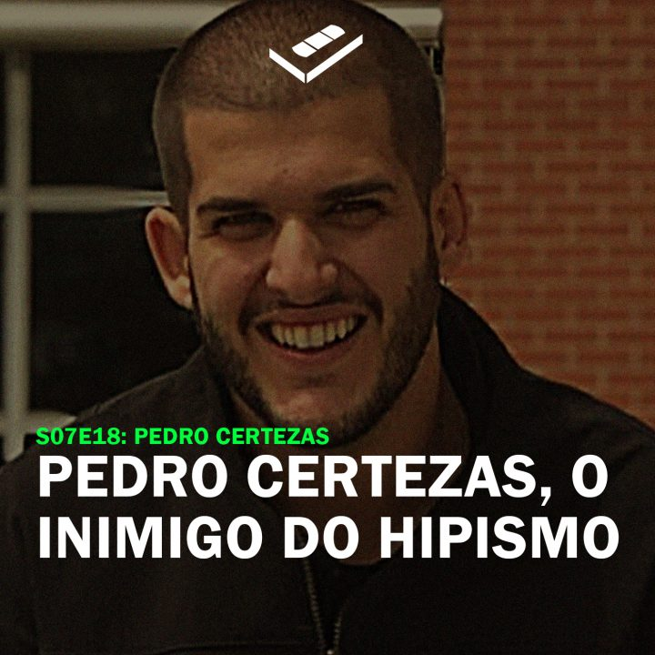 Pedro Certezas, o inimigo do hipismo (Pedro Certezas)